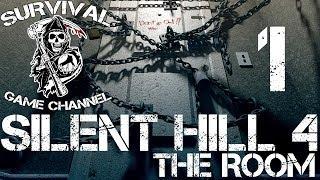Прохождение Silent Hill 4: The Room — Часть 1: Мир метро