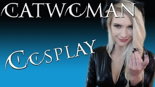 getlinkyoutube.com-Legendarylea -  Catwoman Cosplay