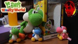 getlinkyoutube.com-MEGA YARN YOSHI! TRU exclusive! Bought at Nintendo World Store! {UNBOXING}