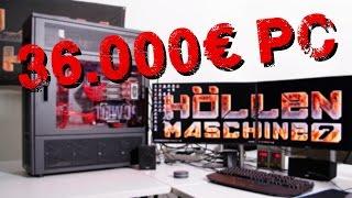 getlinkyoutube.com-36.000€-Gaming-PC! Alle Infos zur Höllenmaschine 7 | deutsch / german