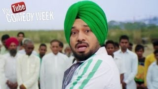 getlinkyoutube.com-Assi Pind Nanke Rehnde Si, Sadi Bua Ethe Padti Si - Jatts in Golmaal | Comedy Punjabi Movies 2013