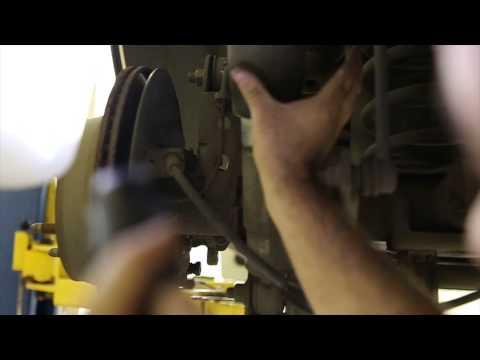 Расположение радиатора кондиционера в Кадиллак XT5