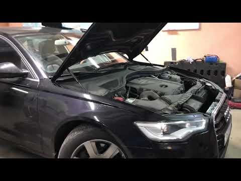 Audi a6c7 ремонт парктроника park assist v.2