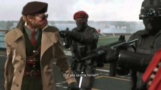 getlinkyoutube.com-MGSV:TPP CUTSCENE WITH MY AVATAR