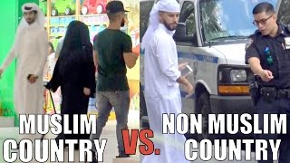 getlinkyoutube.com-Muslim Country VS. Non-Muslim Country (HONESTY EXPERIMENT)