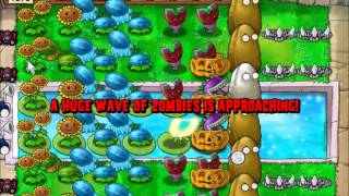 getlinkyoutube.com-Plants vs Zombies: Survival Endless