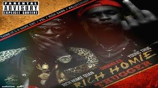 getlinkyoutube.com-Rich Homie Quan & Young Thug - Rich Homie Thugger (Full Mixtape)