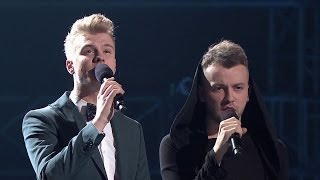 """getlinkyoutube.com-The Voice of Poland IV - """"Hallelujah"""" - uczestnicy dla Kasi Markiewicz"""
