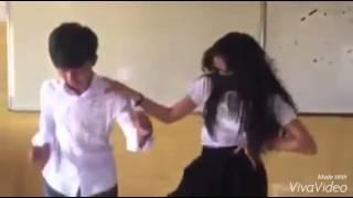 getlinkyoutube.com-who the fuck is that dance beksloy
