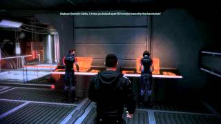getlinkyoutube.com-Mass Effect 3: Ken & Gabby (all scenes including romance)