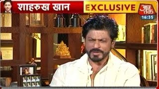 getlinkyoutube.com-Shahrukh Khan Exclusive: Journey With Kajol? | Part 5