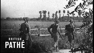 getlinkyoutube.com-Fifth Army On The Southern Front (1943)