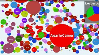 getlinkyoutube.com-SERVER PRIVATE?? AGAR.IO GAMEPLAY!!!!