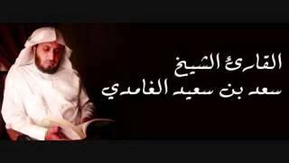getlinkyoutube.com-اروع تلاوات القارئ سعد الغامدي سورة  التحريم