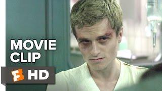 getlinkyoutube.com-The Hunger Games: Mockingjay - Part 1 Movie CLIP #1 - Reunited with Peeta (2014) - Movie HD