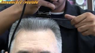 getlinkyoutube.com-Men's Flat top haircut / Tips on how to do a Flattop