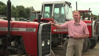 getlinkyoutube.com-Massey Ferguson Archive Series volume 25 - The Unchallenged 300's (Trailer for DVD)