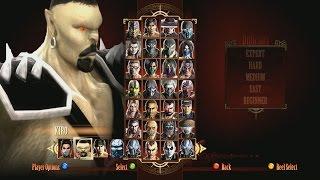 getlinkyoutube.com-Mortal Kombat 9 Kiro