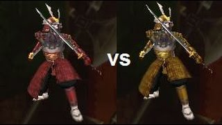 BATALLA ESPECTACULAR!!!! OldSamuraiKing VS SamuraiKing RAKION