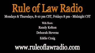 getlinkyoutube.com-Rule of Law 5-13-2013 Eddie Craig on Traffic Ticket Court Judges Committing Official Oppression