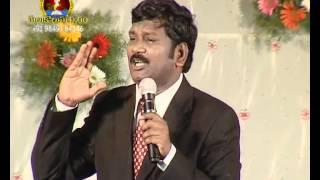 TELUGU CHRISTIAN MESSAGE Dr. B.RAVI KUMAR  MASSAGE.flv