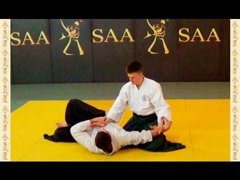 Aikido SAA BT Lesson10 Kokyu Ho Introduction