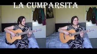 La cumparsita - Tango (guitar cover) with TAB