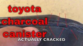 getlinkyoutube.com-P0446 How to diagnose repair charcoal canister Toyota Tacoma √
