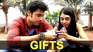 getlinkyoutube.com-Niti Taylor and Parth Samthaan's Gift Segment