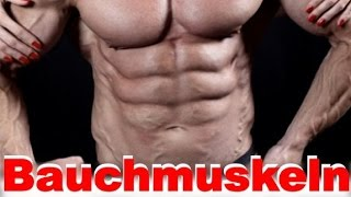 getlinkyoutube.com-Bauchmuskeltraining für zu Hause