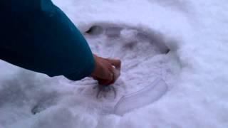 getlinkyoutube.com-Beyblade Battles in Snow Storm!