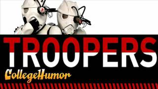 Troopers - Secret Message width=
