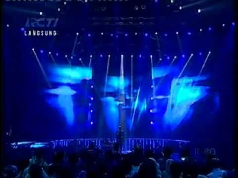 Regina Indonesian Idol 2012 Spektakuler 3 - Listen Beyonce + Jury comments