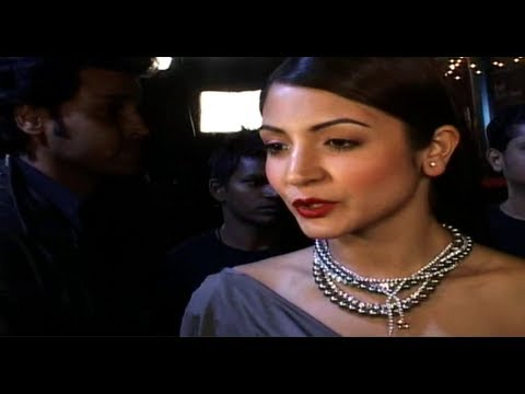 Anushka Sharma At The Stardust Awards 2012
