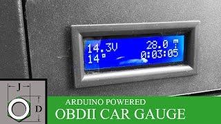 getlinkyoutube.com-ELM327 + Arduino = Awesome DIY Car Gauge