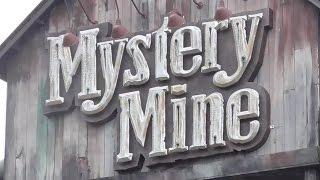 getlinkyoutube.com-Mystery Mine Review HD Dollywood Roller Coaster Gerstlauer Euro-Fighter