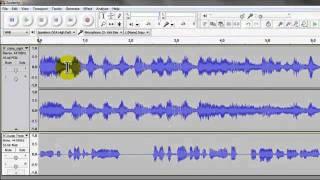 getlinkyoutube.com-Audacity: Introduction โปรแกรมตัดต่อเสียง