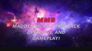 getlinkyoutube.com-x10 Blitz Pack Opening!! Elite Pulls! Madden Mobile!