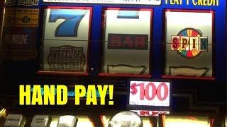 getlinkyoutube.com-HAND PAY! HIGH LIMIT 3K SLOT MACHINE PULL-LIVE PLAY