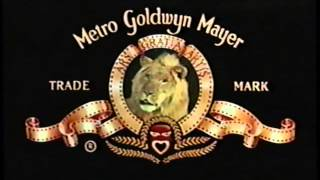 getlinkyoutube.com-Metro Goldwyn Mayer (1998) Company Logo (VHS Capture)