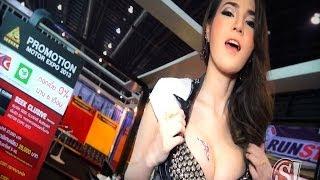 getlinkyoutube.com-Top พริตตี้ สาวสวยที่สุด Motor Expo 2013 [HD]