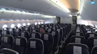 getlinkyoutube.com-Boeing 787 Dreamliner: uitgebreide en exclusieve beelden