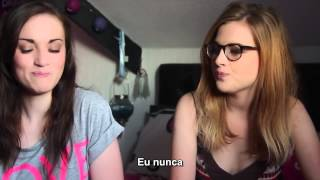getlinkyoutube.com-I NEVER!  Rose Ellen Dix LEGENDADO PT-BR