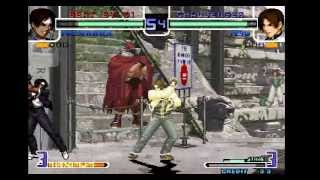 getlinkyoutube.com-kyo vs kusanagi kof 2002