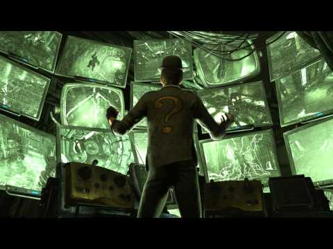 Batman: Arkham City (OST) - Current Affairs (Riddler Room #5)