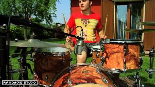 getlinkyoutube.com-Record Drums with one microphone