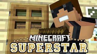 getlinkyoutube.com-Breaking In | Minecraft Superstar [S2: Ep.7 Minecraft Roleplay Adventure]