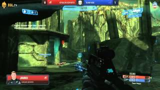 HCS - Battle of Europe : Epsilon vs Team Vibe : WBR2 - Map 2