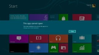 getlinkyoutube.com-حل مشكلة تعذر تشغيل تطبيقات ويندوز 8