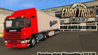 getlinkyoutube.com-argentina map ets2  ((version plata))
